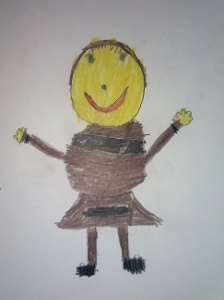 tekening maaike